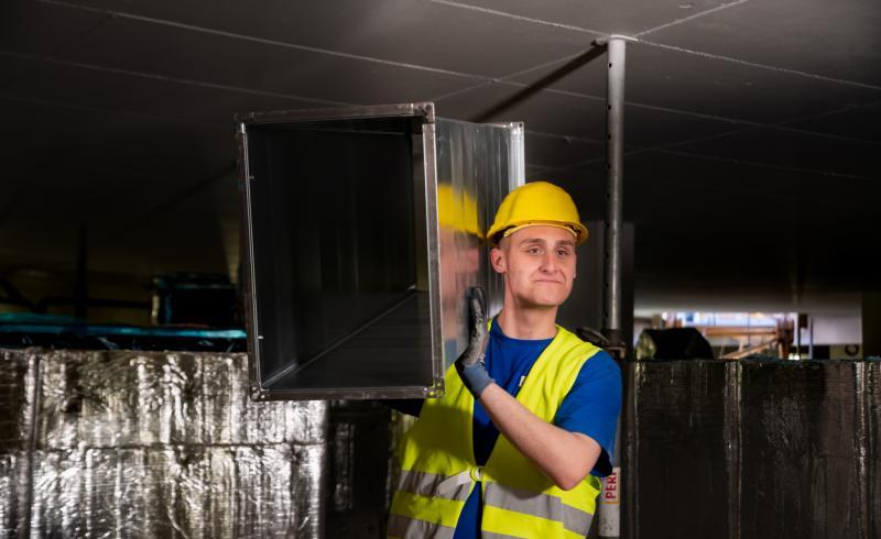 Auszubildender Mechatroniker für Kältetechnik m/w/d – ab 2021